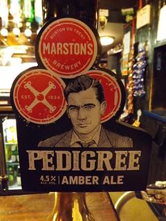 Marston's, Pedigree, England