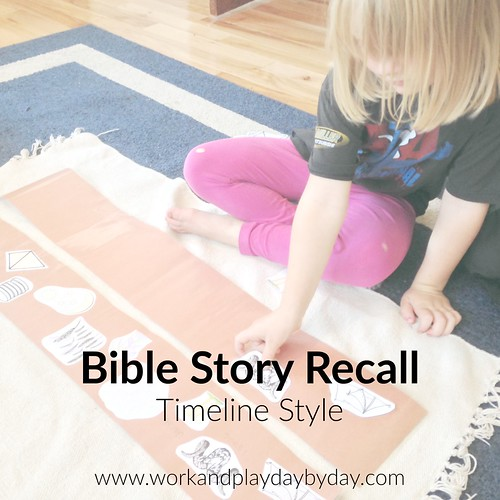 Bible Story Timelines