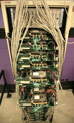 Google's First Production Server | by jurvetson