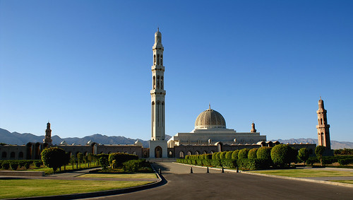 Grand Central Mosque, Muscat | by AD2O9