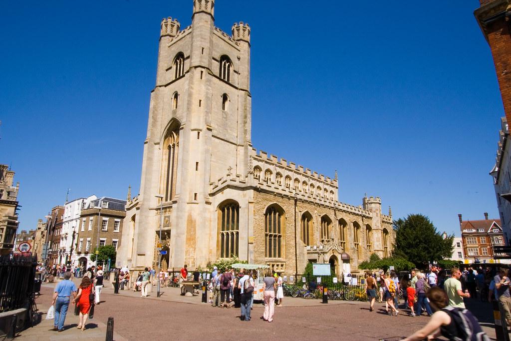 Cambridge Gezilecek Yerler-5