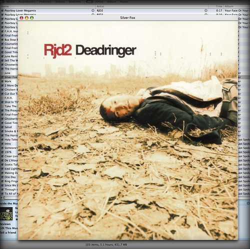 RJD2 - Sell The World / Ghostwriter (Remix)