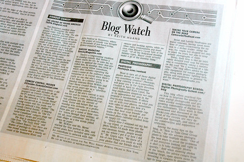 Photojojo in the Wall Street Journal! | by @superamit