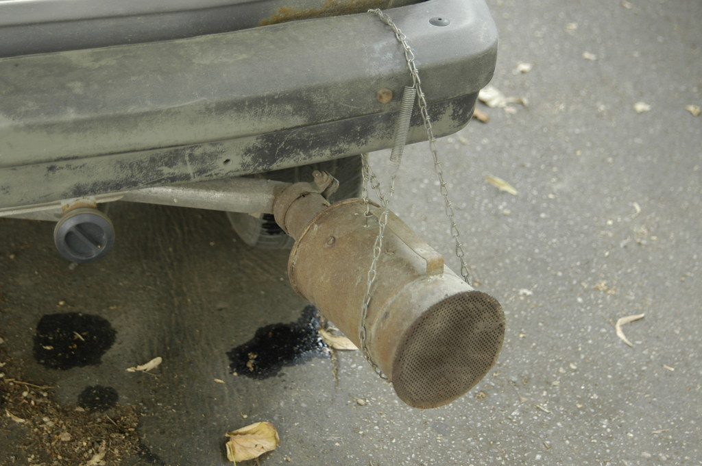Homemade Catalytic Converter By Nomad Tales: How To Make A Catalytic Converter At Woreks.co