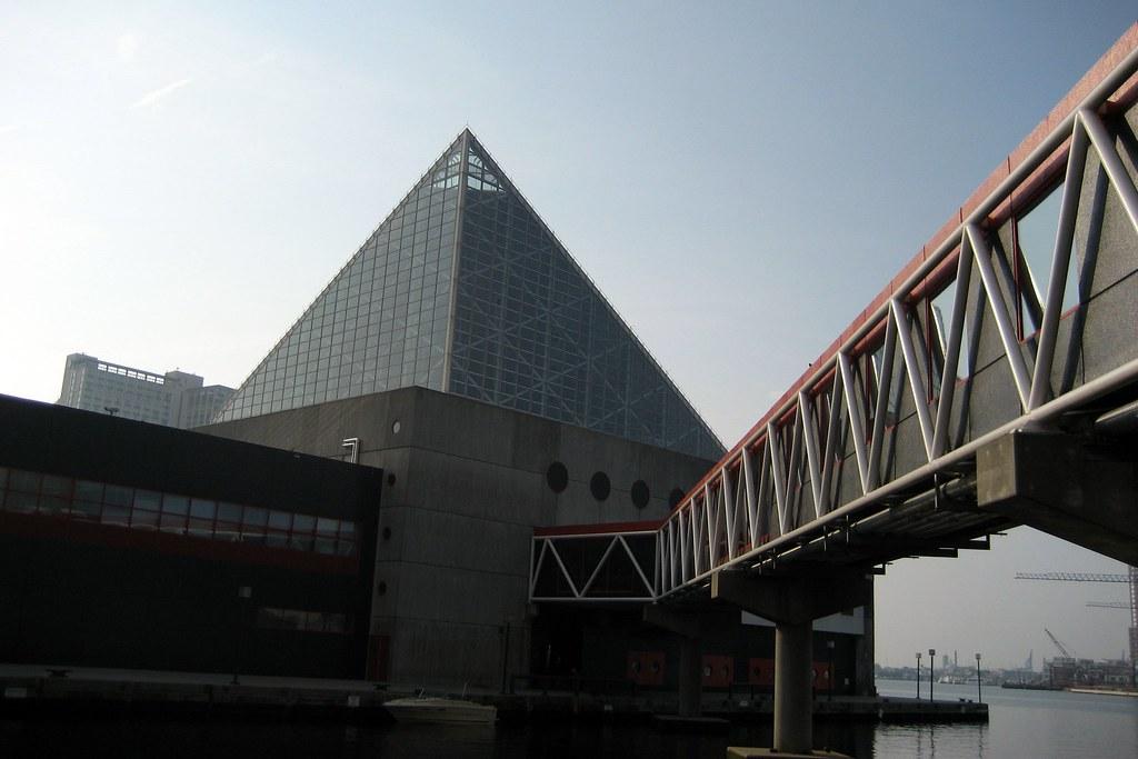 National Harbor Aquarium