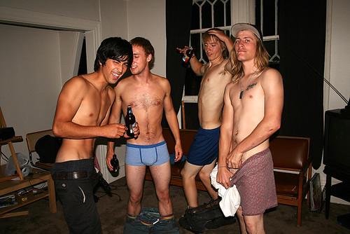boys in underwear | Lauren Max | Flickr