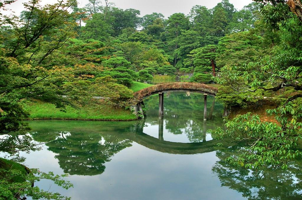 217155333 on Katsura Imperial Villa Gate