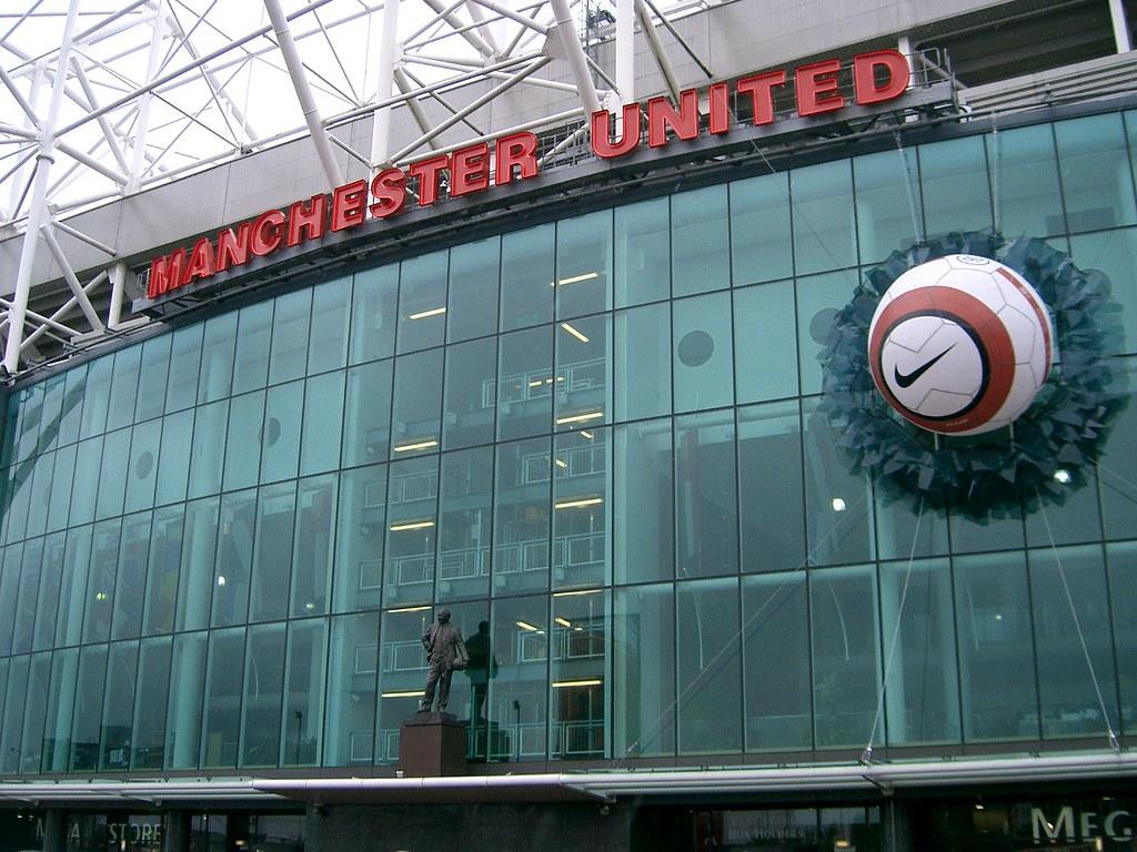 Manchester Old Trafford Stadium Tour