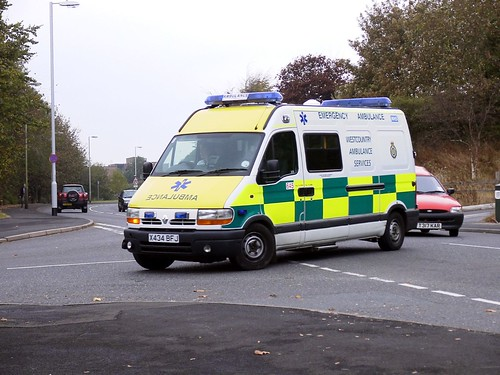 Westcountry Ambulance X434BFJ | by didbygraham