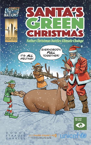 Santa's Green Christmas