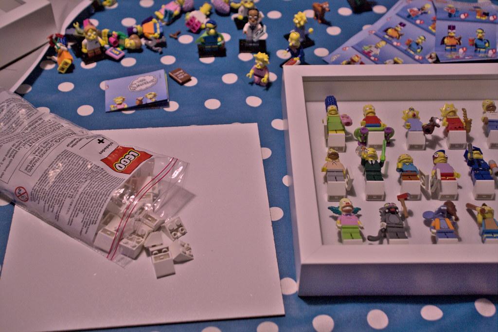 RIBBA LEGO DIY