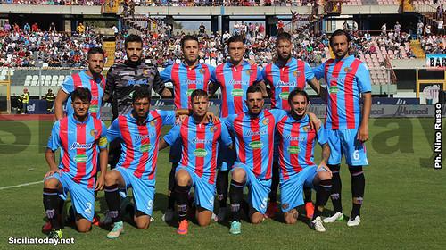 """Catania-Catanzaro 4-1: Piglio da """"big""""$"""