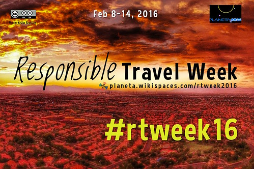 Everyone's invited! Responsible Travel Week 2016 | by planeta