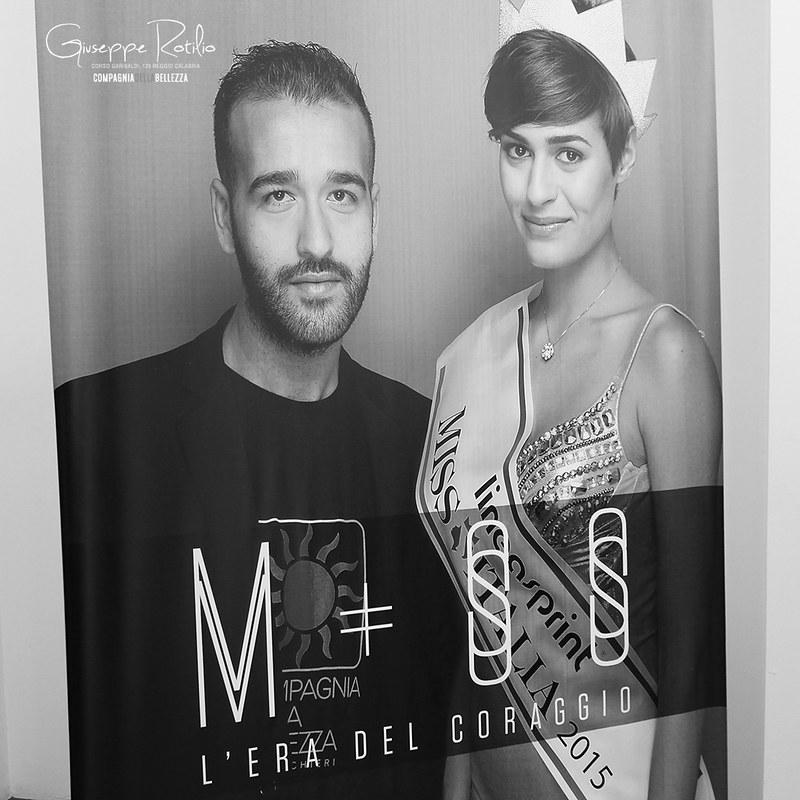 Events // Miss Italia 2015 Alice Sabatini, ospite di Compagnia della Bellezza - Reggio Calabria