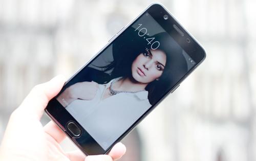 Oppo f1s đen nhám - bán giới hạn nhiều ưu đãi tại CellphoneS
