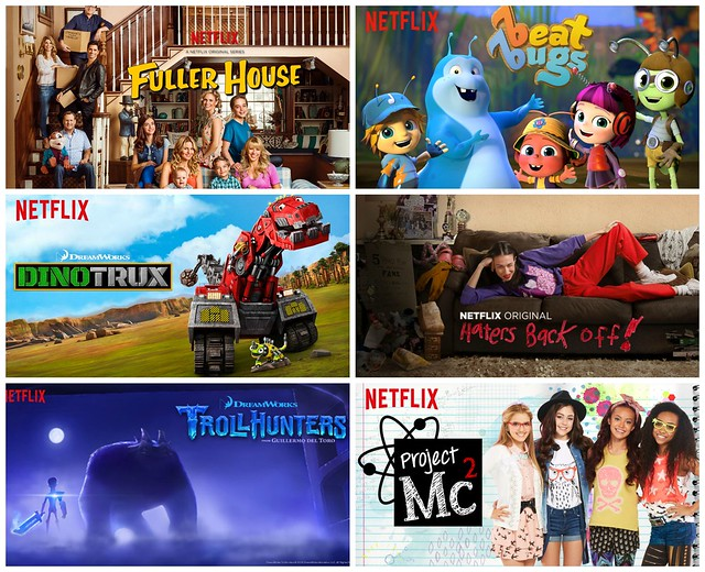 The Best Netflix Shows for Kids in 2016