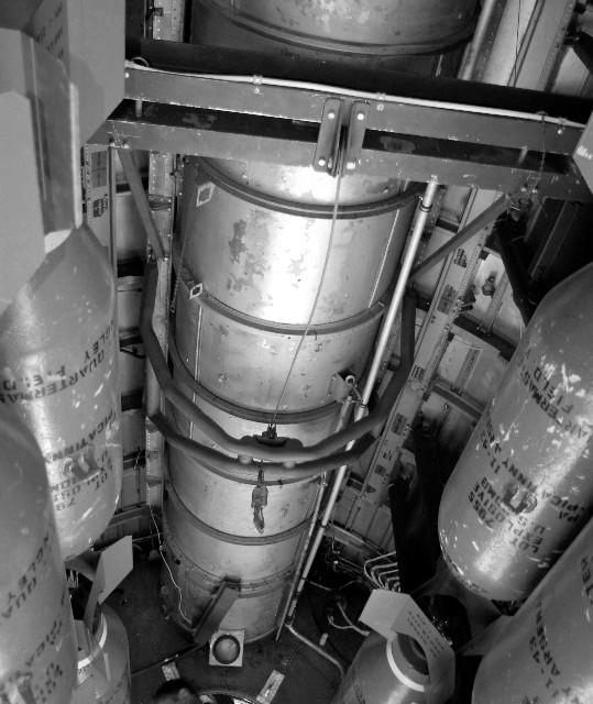 Fifi's Bomb bay