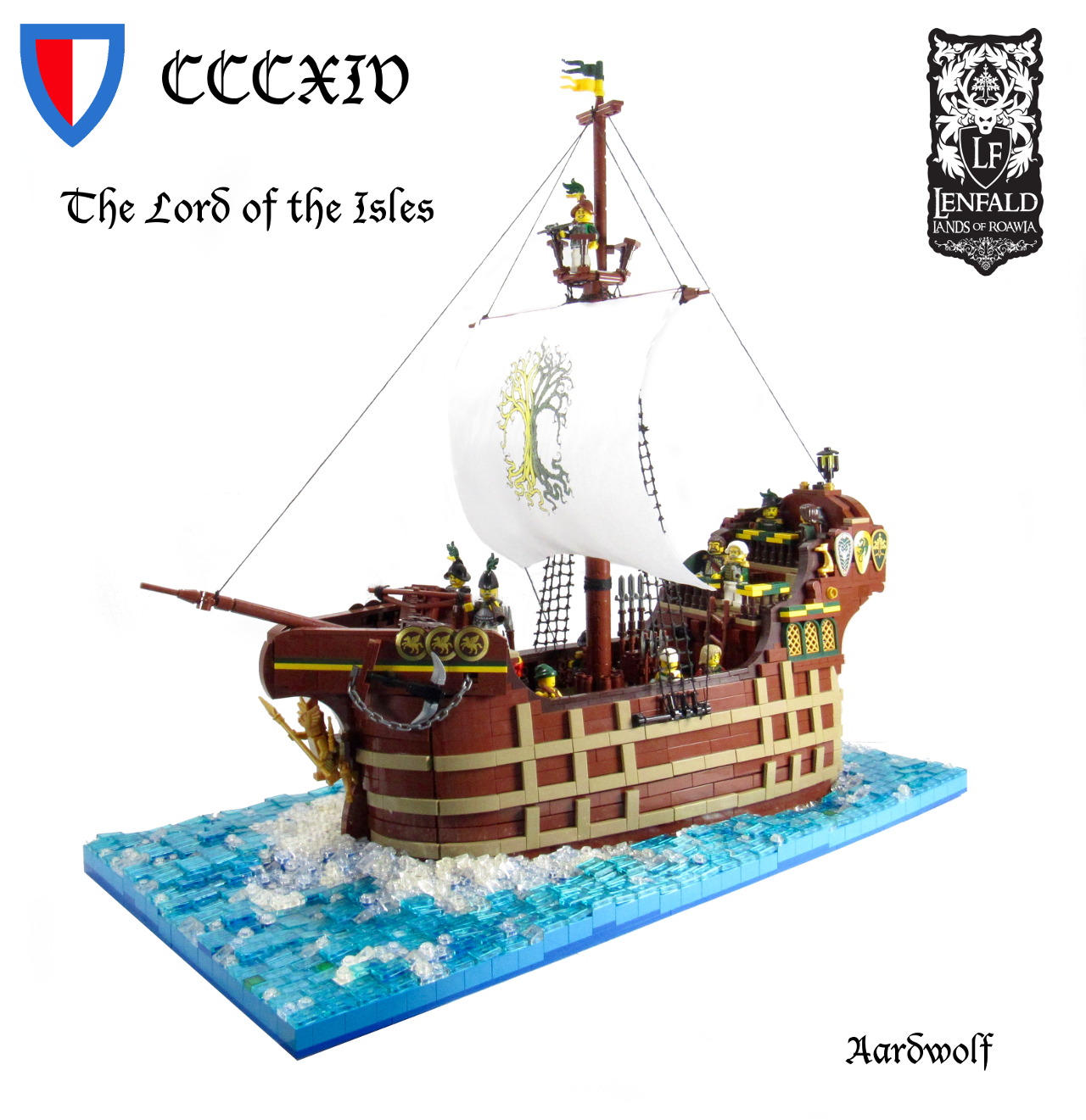 CCCXIV - The Lord of the Isles