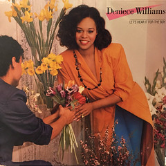 DENIECE WILLIAMS:LET'S HEAR IT FOR THE BOY(JACKET A)