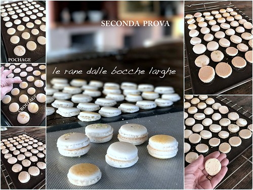 seconda prova macarons