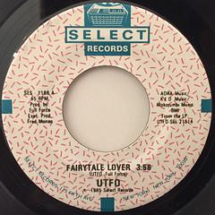 UTFO:FAIRYTALE LOVER(LABEL SIDE-A)