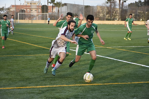 Fútbol 3º Andaluza C.D. Montequinto Villanueva Atlético