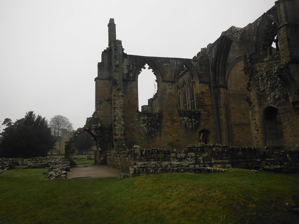 Bolton Abbey Priory 5