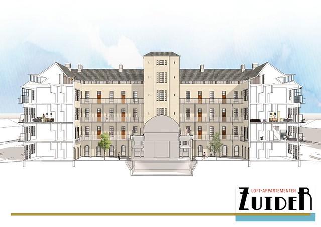 Zuiderziekenhuis herbestemming