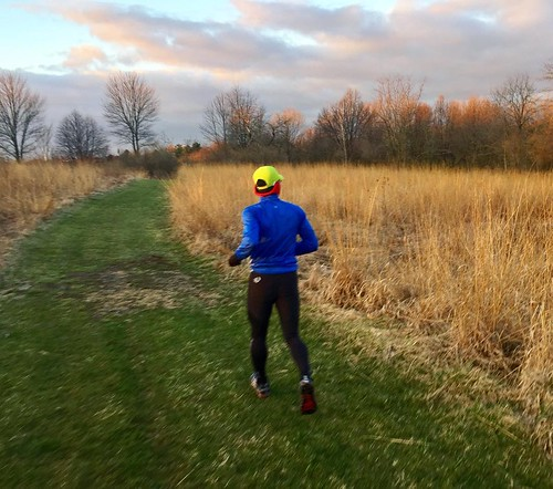 Our Last Long Training Run, a Great Start to the Day #shirleyruns #ultratraining #trailrunning #secondwindrunning #prairie | by shirley319