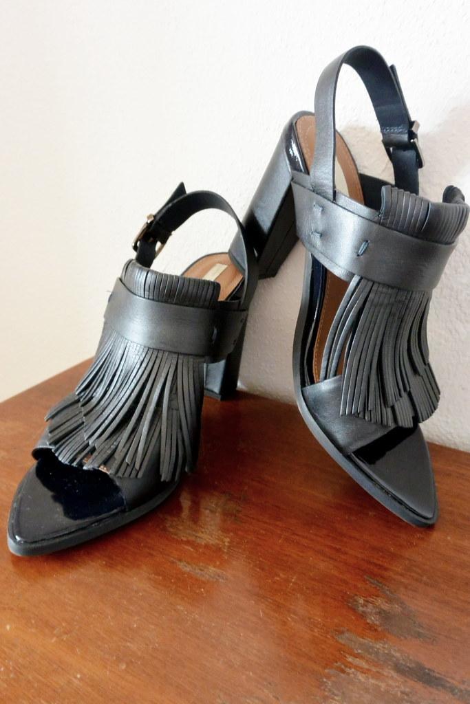 new in fransen heels fransen high heels hohe schuhe. Black Bedroom Furniture Sets. Home Design Ideas