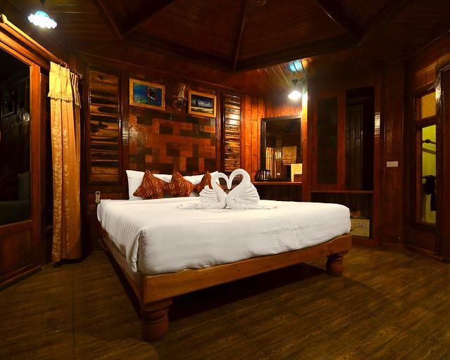 Phu Pha Resort, nuestro hotel en Tailandia
