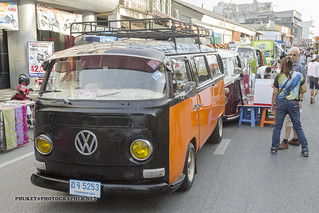 VW at Old Phuket Festival, Thailand, 2-4 Feb 2017 | by forum.linvoyage.com