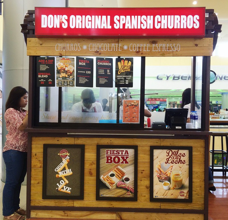 Don's Original Spanish Churros