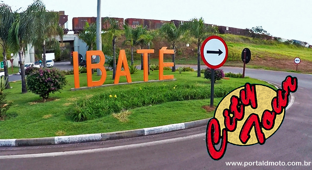 CITY TOUR = IBATÉ