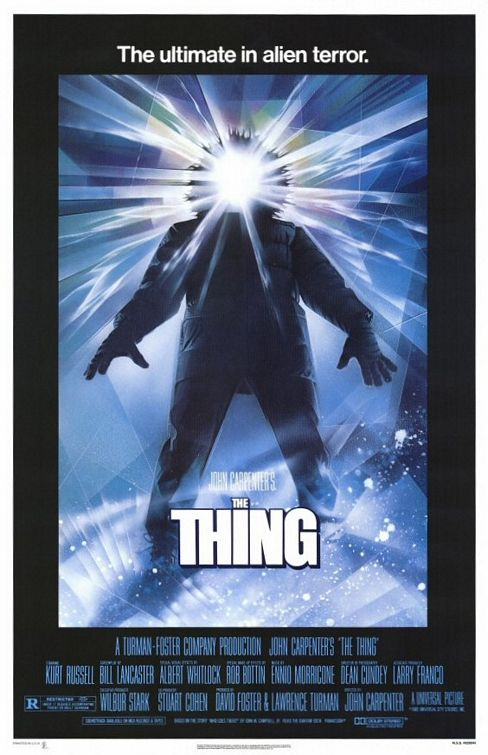 The Thing - 1982 - Poster 1