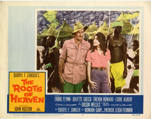 The Roots of Heaven - lobbycard 4