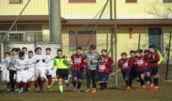 Giovanissimi Regionali, Cerea - Polisportiva Virtus 2-1