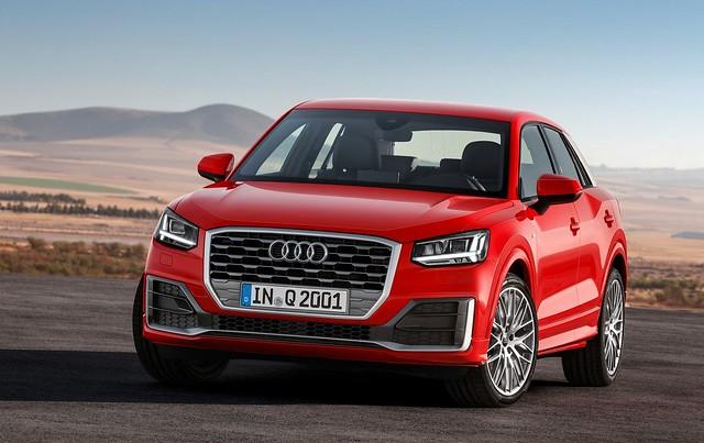 Audi Q2 2017 1