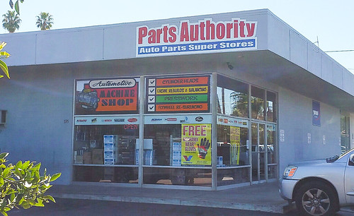 Parts Authority Redlands - North