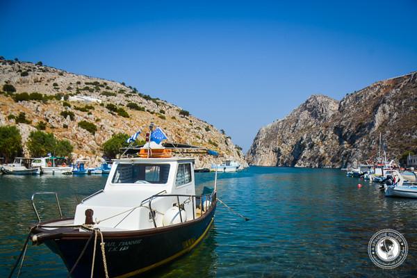 Boat trips in Kalymnos Greece