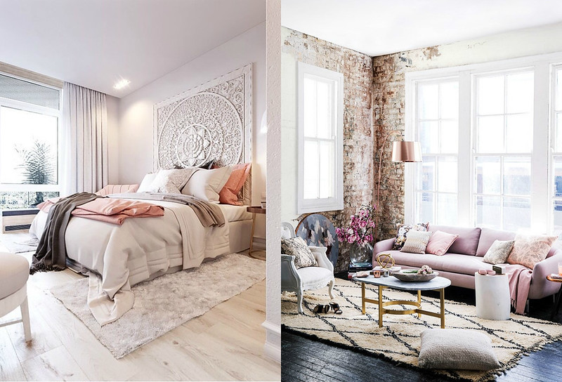 How to Subtly Decorate with the Color Pink