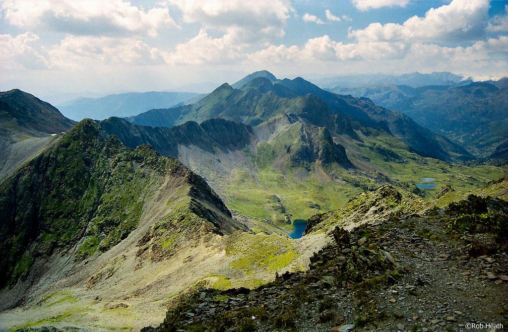 Andorra Mountains