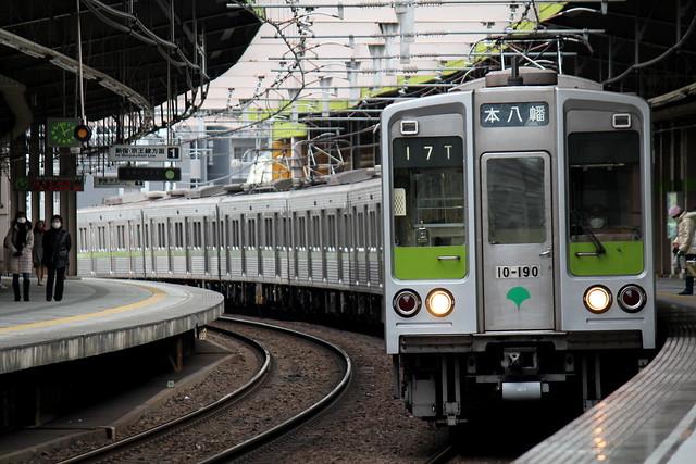 2011/01/30 都営10-000形10-190F
