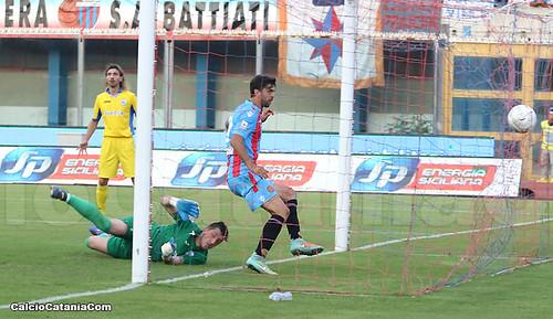 Catania-Martina Franca 3-2: Prova di forza$