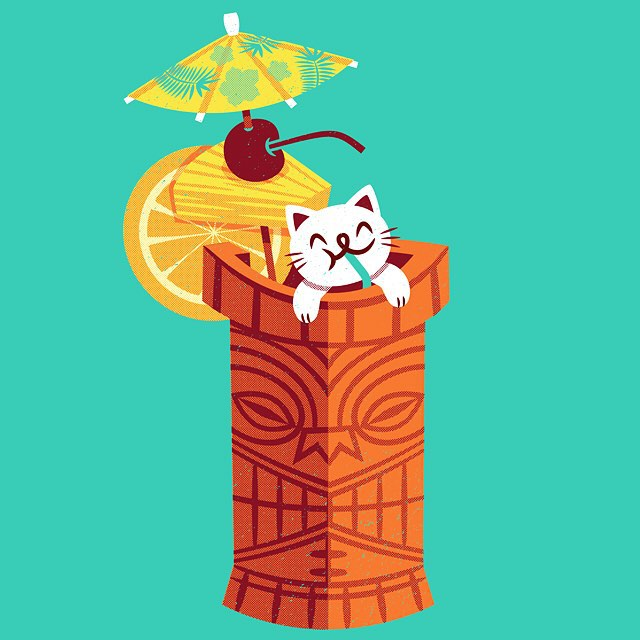 Tiki Kitty