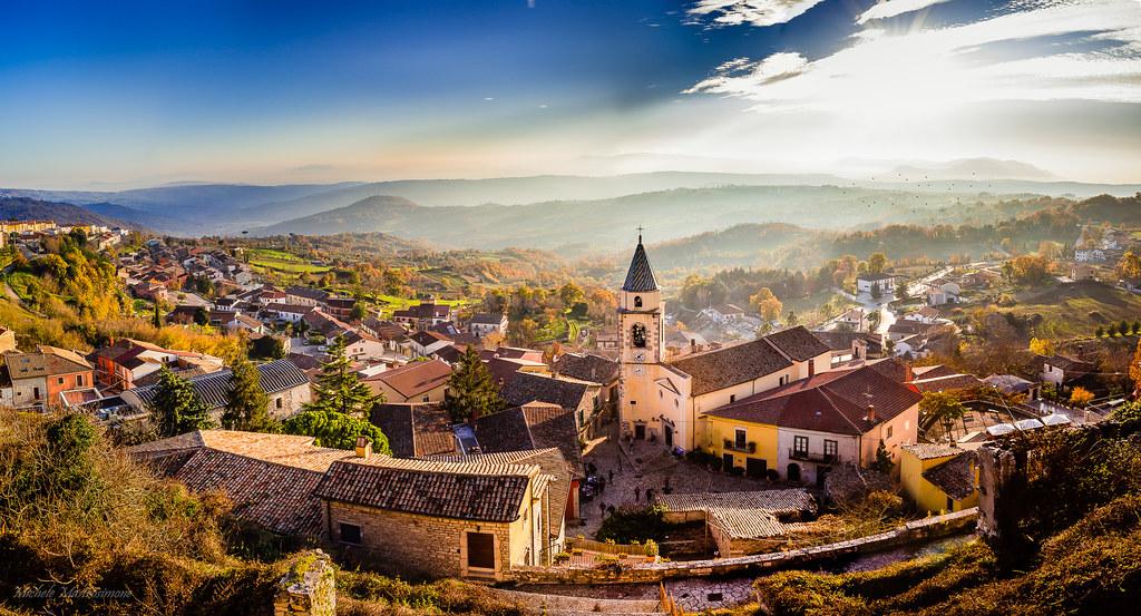 The Autumn Village
