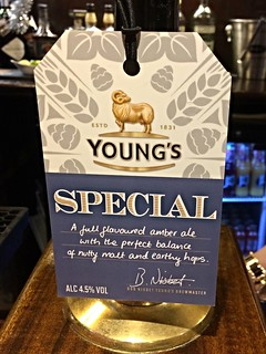 Young's (Charles Wells), Special, England