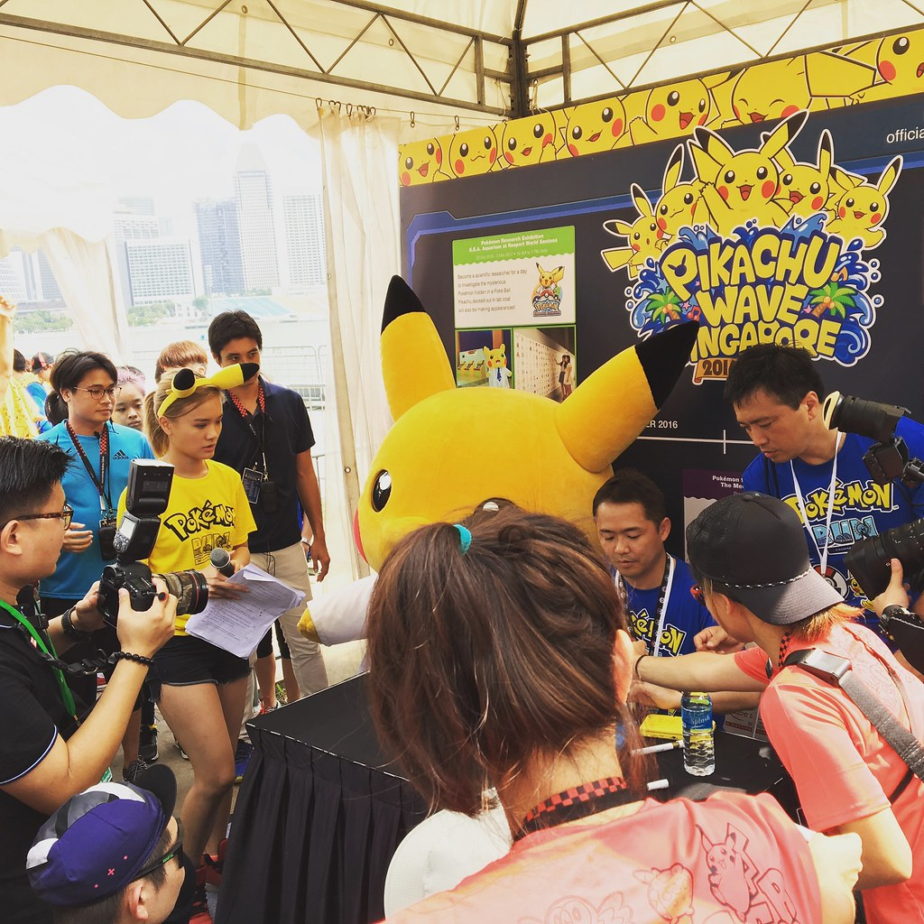 Pokemon Run SG 2017 Event Report