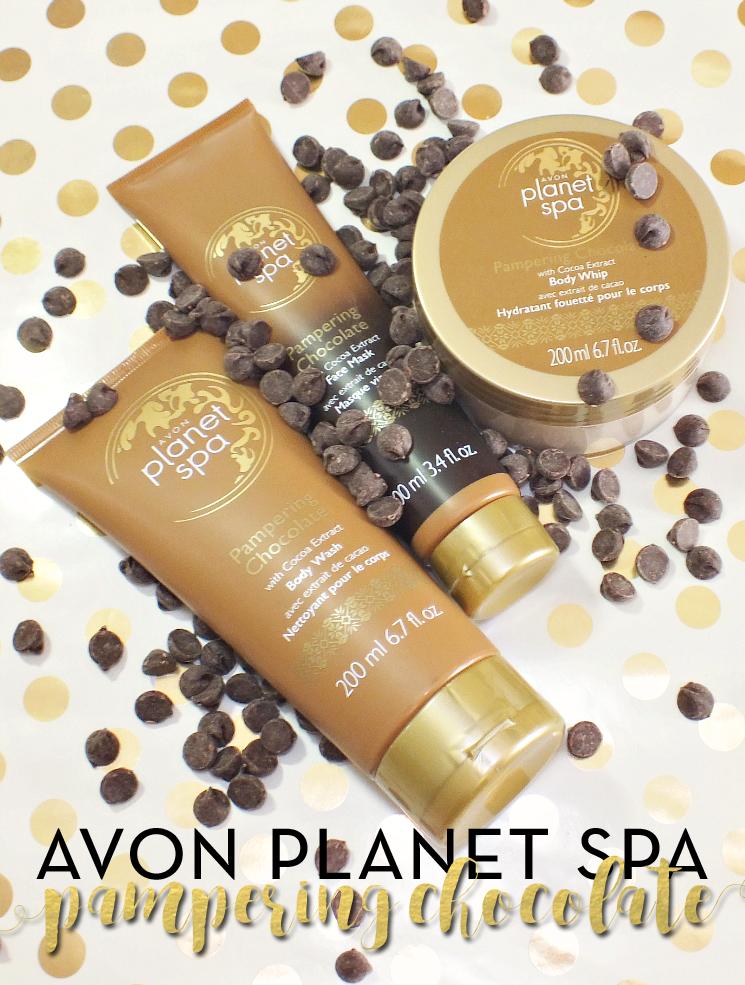 avon planet spa pampering chocolate (2)