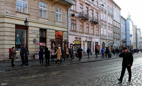 Lviv Streets XVI